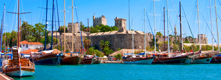 Bodrum Excursions